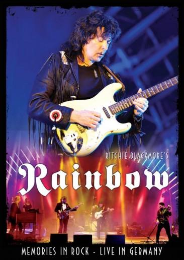 リッチー・ブラックモア率いるレインボーの再結成ライブ『Memories In Rock』