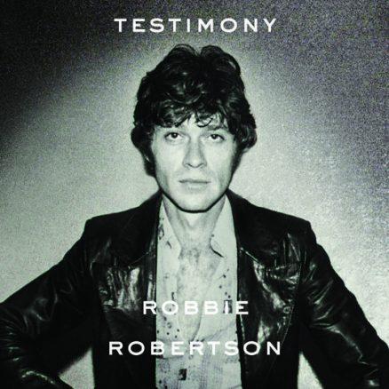 Robbie Robertson Testimony Artwork - 530