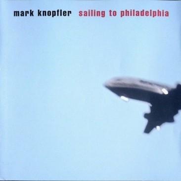 マーク・ノップラーの2ndソロ作『Sailing To Philadelphia』:表題曲はトマス・ピンチョンの小説「メイスン&ディクスン」がテーマ