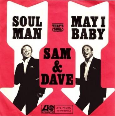 1967年デトロイト暴動を受けアイザック・ヘイズが作曲し、サム&デイヴが歌った「Soul Man」