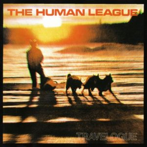 The Human League Travelogue Album Cover - 530