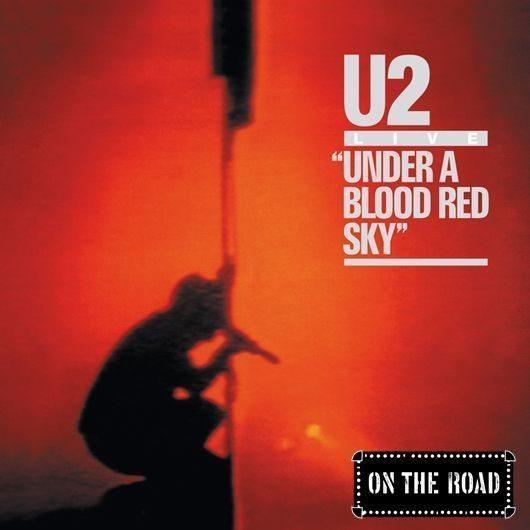 reDiscover:U2初のライブアルバム『Under A Blood Red Sky』(1983年)