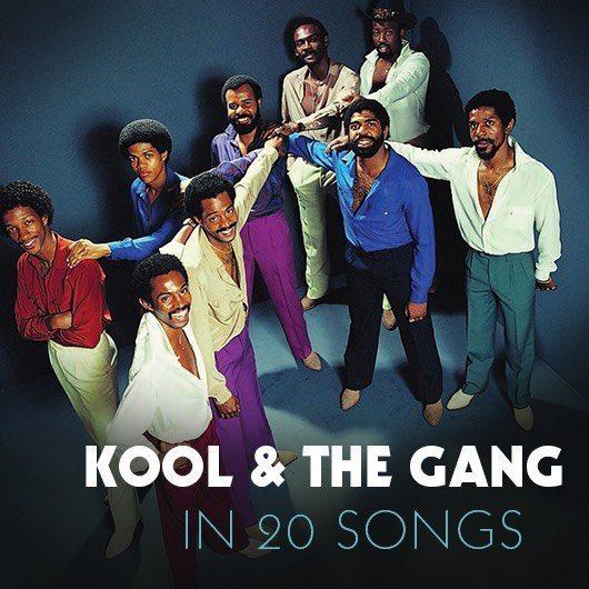 クール&ザ・ギャングの20曲