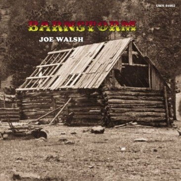 イーグルス以前にジョー・ウォルシュが結成したバンド、バーンストームのデビュー作