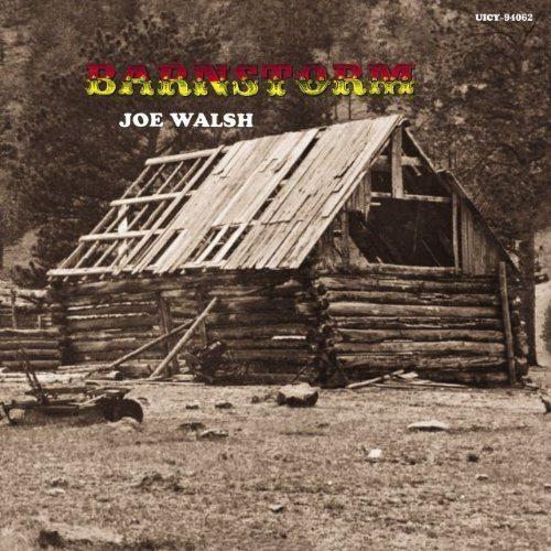 バーンストーマーと共にソロ活動を始めたジョー・ウォルシュ