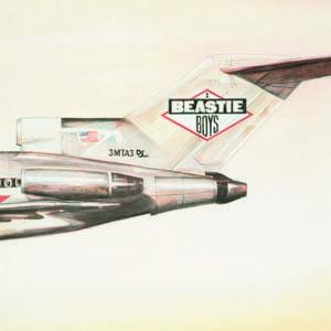 Beastie Boys Licensed To Ill Album Cover - 300