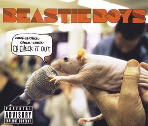 Beastie Boys Ch-Check It Out - 300