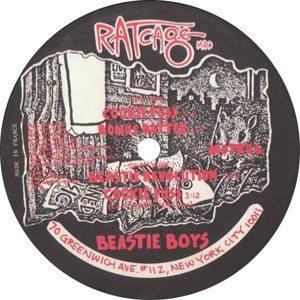 Beastie Boys Cooky Puss Label - 300
