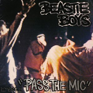 Beastie Boys Pass The Mic Sleeve - 300