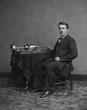 Thomas Edison Image