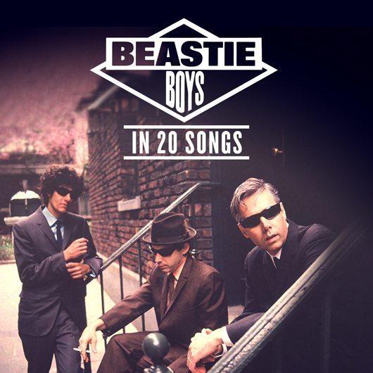Beastie Boys In 20 Songs uByte Art