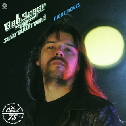 Bob Seger Night Moves Album Cover With Logo - 530