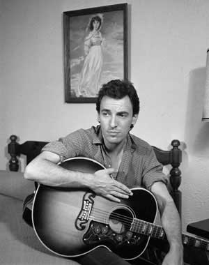 Bruce Springsteen Image