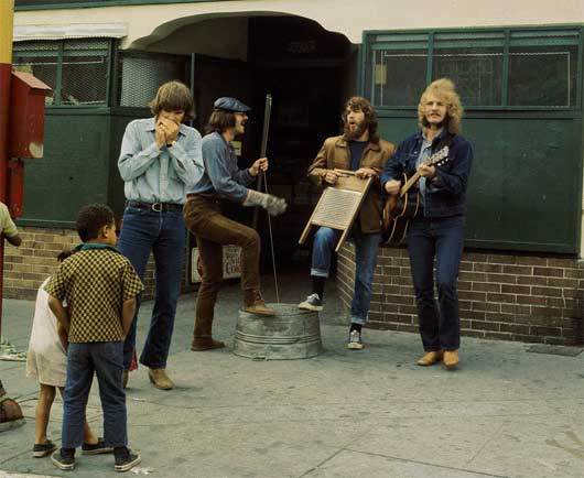CCR Rock N Roll Photo