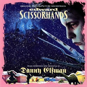 Danny Elfman Edward Scissorhand Soundtrack - 300