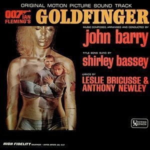 John Barry Goldfinger Soundtrack - 300