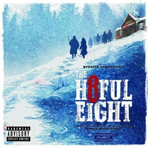Ennio Morricone Hateful 8 Soundtrack - 300