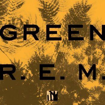 REM Green Album Cover - 530