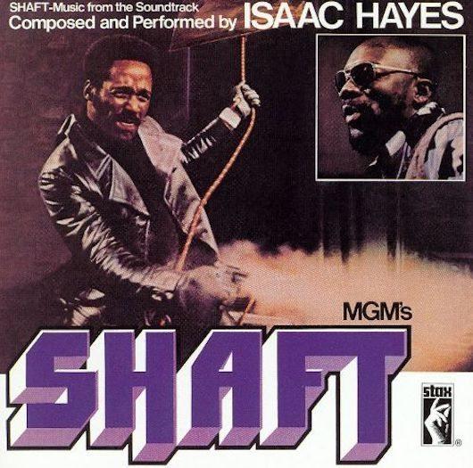 ソウル&ポップのスーパースター、アイザック・ヘイズ『黒いジャガー(原題:Shaft)』のスコアで大成功