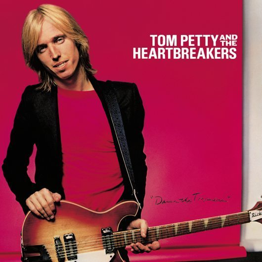 Tom Petty And The Heartbreakers Damn The Torpedos Album Cover - 530