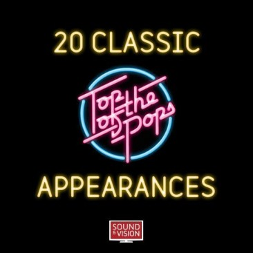 人気音楽番組『トップ・オブ・ザ・ポップス』で最もポップで最もトップなパフォーマンス20選