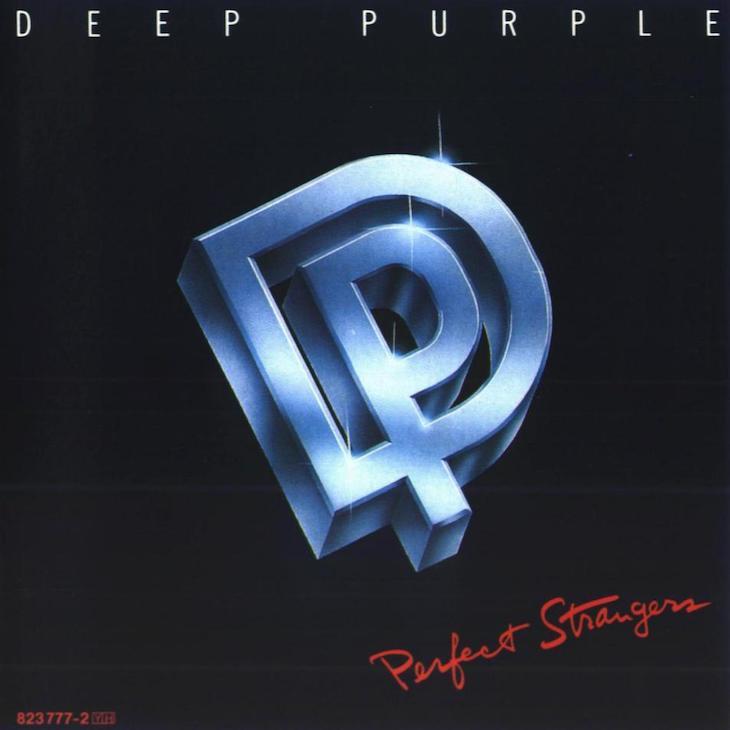 ディープ・パープルの第二期での再結成アルバム『Perfect Strangers』