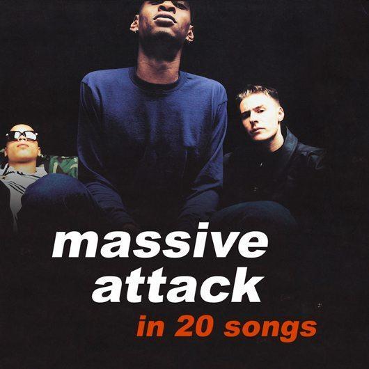 """マッシヴ・アタックの20曲:英国ブリストル発、世界に浸透した""""トリップ・ホップ"""""""