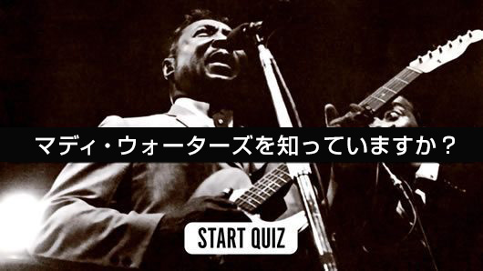 The Muddy Waters Quiz