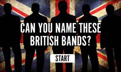 Name That British Band quiz