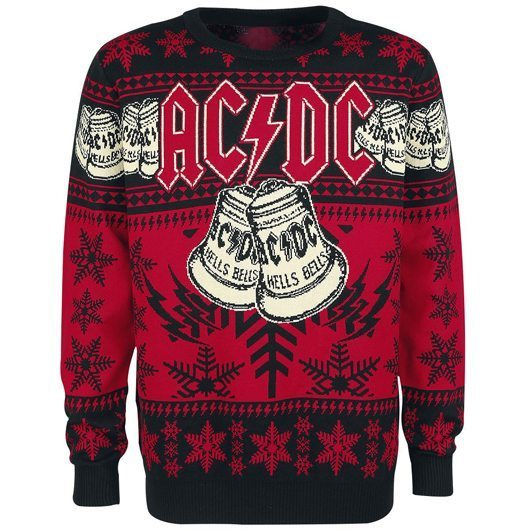 ACDC Christmas Jumper - 530