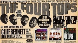 Four Tops poster