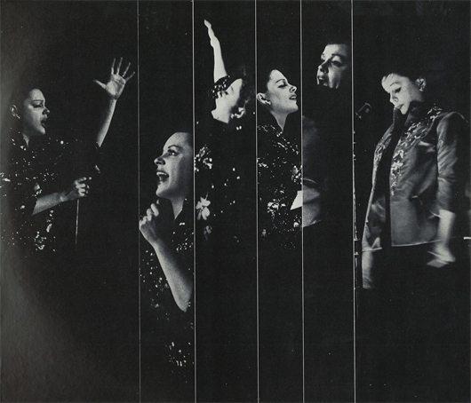 Judy Garland Carnegie Hall Inner - 530