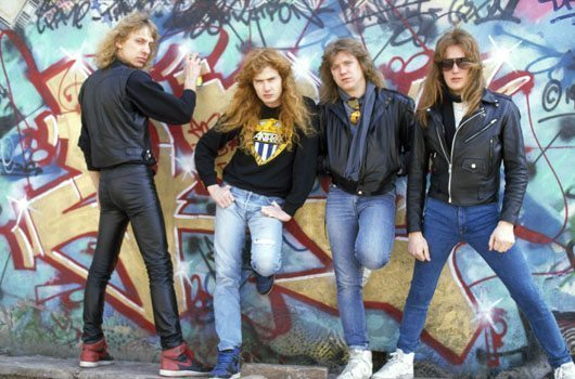 Megadeth Peace Sells Era (1986) [01] - 530