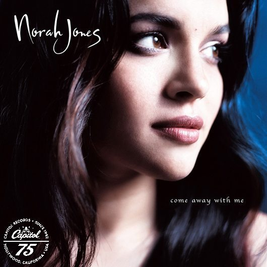 Norah Jones Comes Away With Me Album Cover With Logo - 530