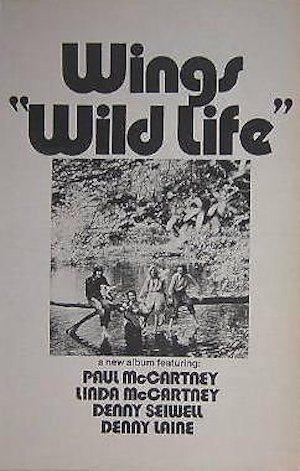 Wild Life ad