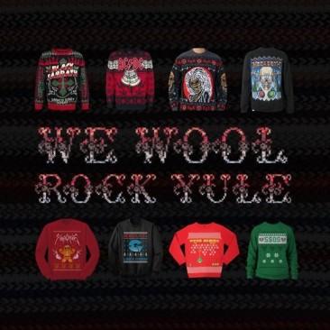 ウールでロック!最高のクリスマス・セーター12選