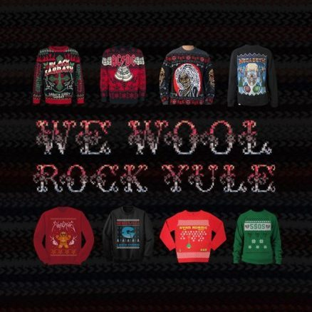 We Will Rock Yule Christmas Jumpers - uBytes
