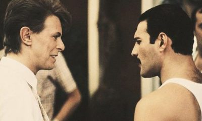 David Bowie And Queen-Freddie Mercury - 530