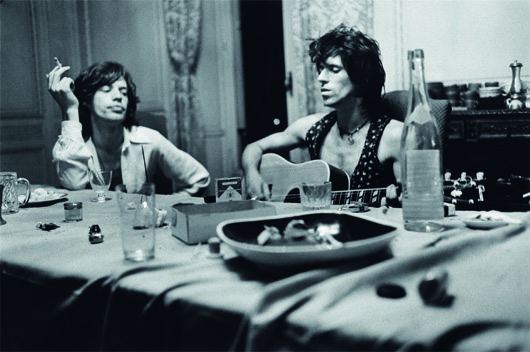 Rolling Stones Exile On Main St era