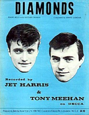 Jet Harris & Tony Meehan - Diamonds