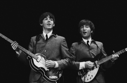 Lennon-McCartney Live - 530