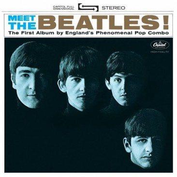 アメリカがザ・ビートルズに出会ったアルバム『Meet The Beatles』