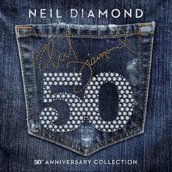 Neil Diamond 50 Anniversary Cover