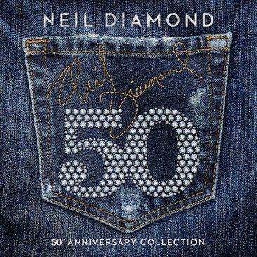 ニール・ダイアモンド、新しいボックス・セット&ツアーで50周年を祝う