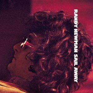Randy Newman Sail Away Album Cover - 300