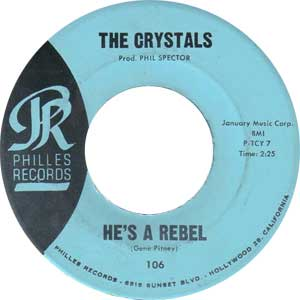 The Crystals Label Image