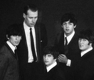 george-and-beatles