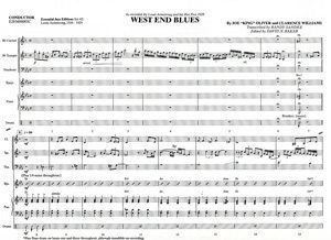West-End-Blues-Sheet-Music