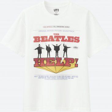 キャピトル・レコード75周年記念Tシャツがユニクロで発売中!