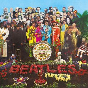 Sgt Pepper Original Cover Flat Packshot